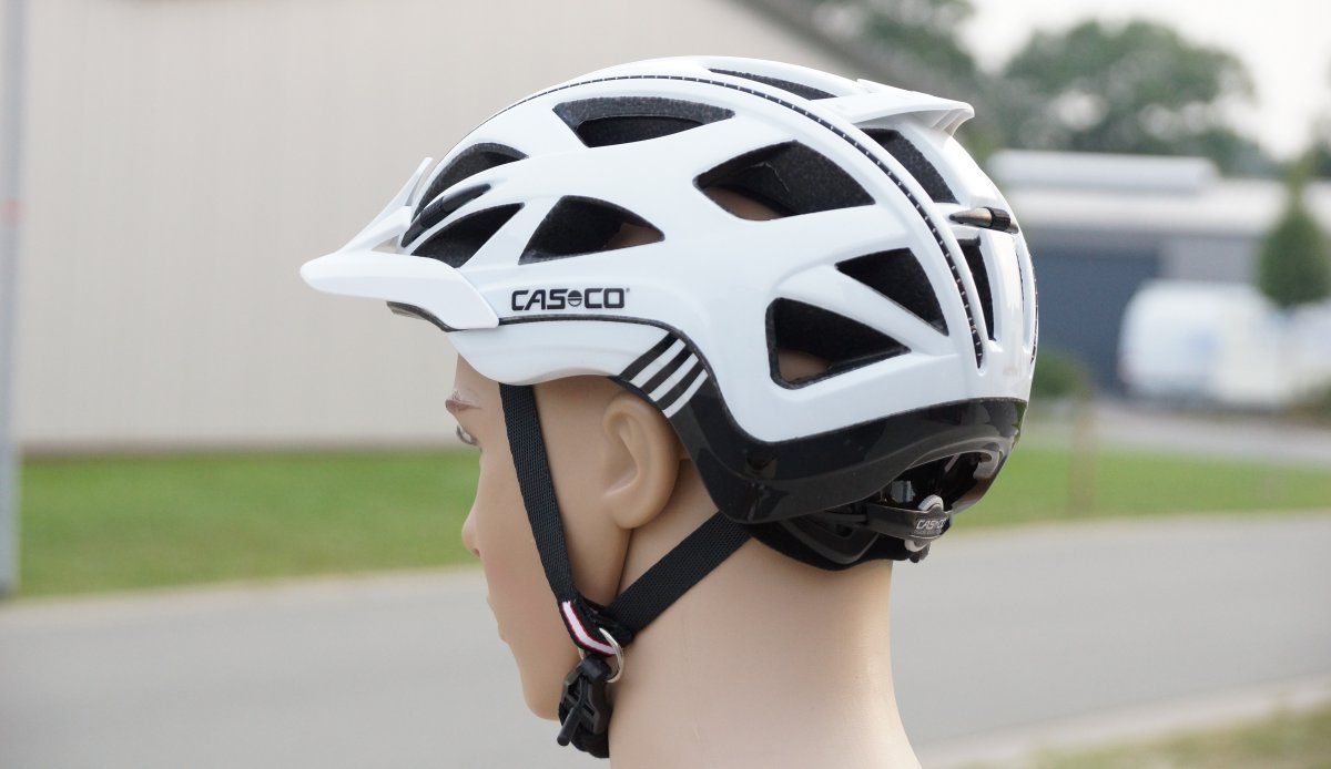 free delivery detailing classic style Casco Active 2 Test - Fahrradhelm - GUT