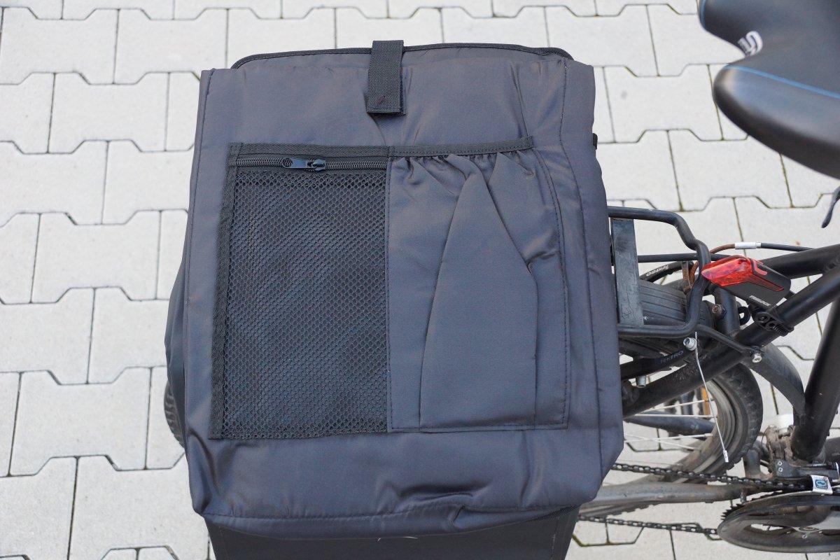 innenfach herausgenommen rohtar fahrradrucksack