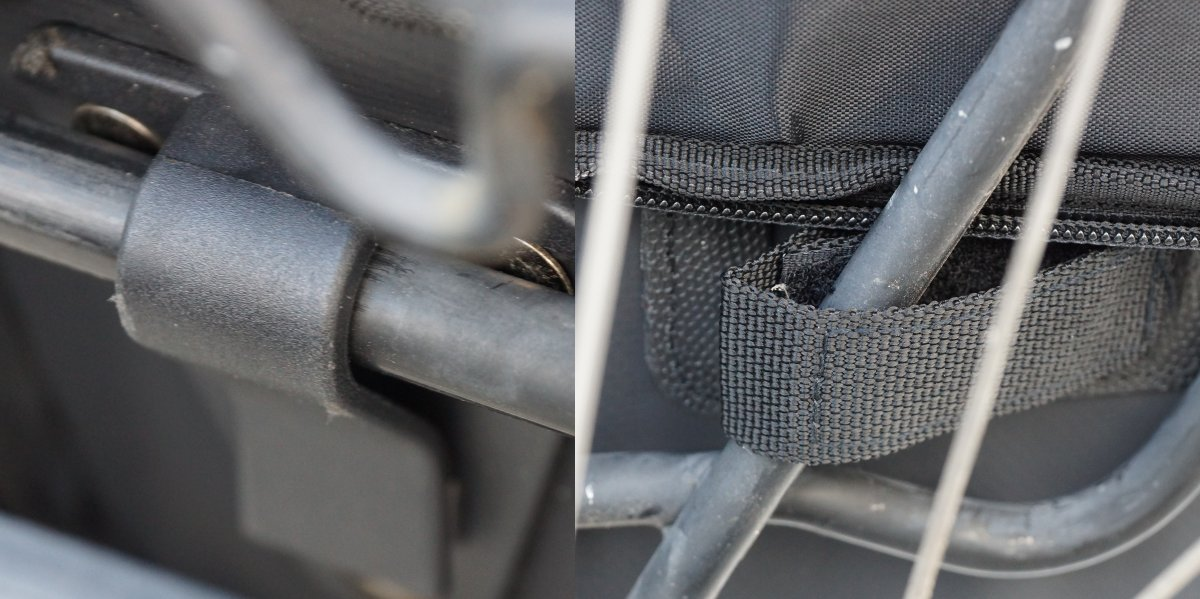 rohtar fahrradtasche befestigung