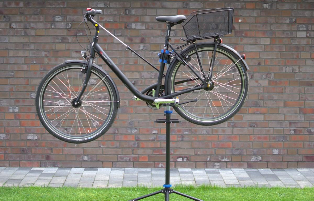 Fahrrad Montageständer Test