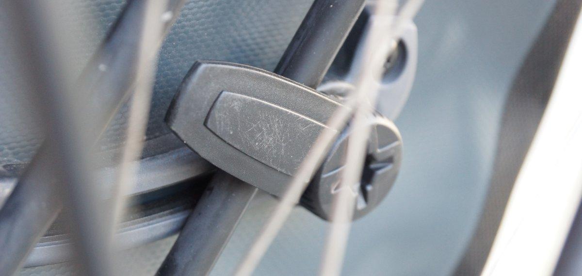 fixierung ortlieb fahrradtasche
