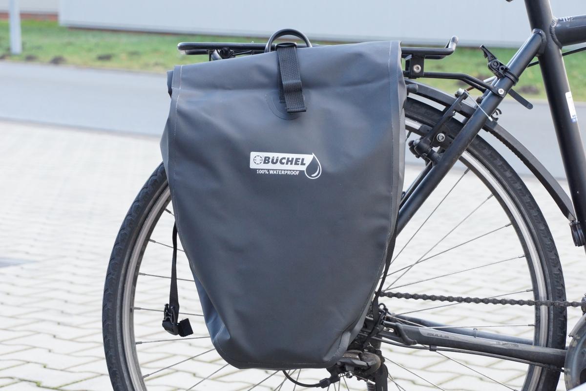 Büchel Fahrradtaschen Test