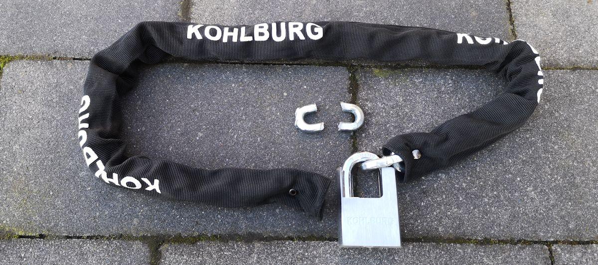 kohlburg kettenschloss amsterdam geknackt