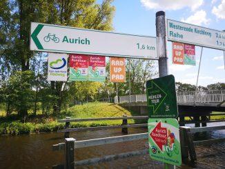 fahrradweg ostfriesland aurich