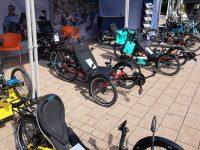 Fahrrad für Behinderte
