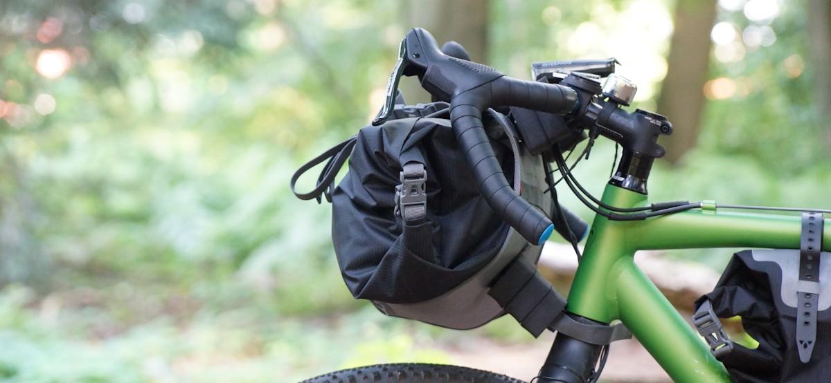 Lenkerrolle Bikepacking Lenker Pack