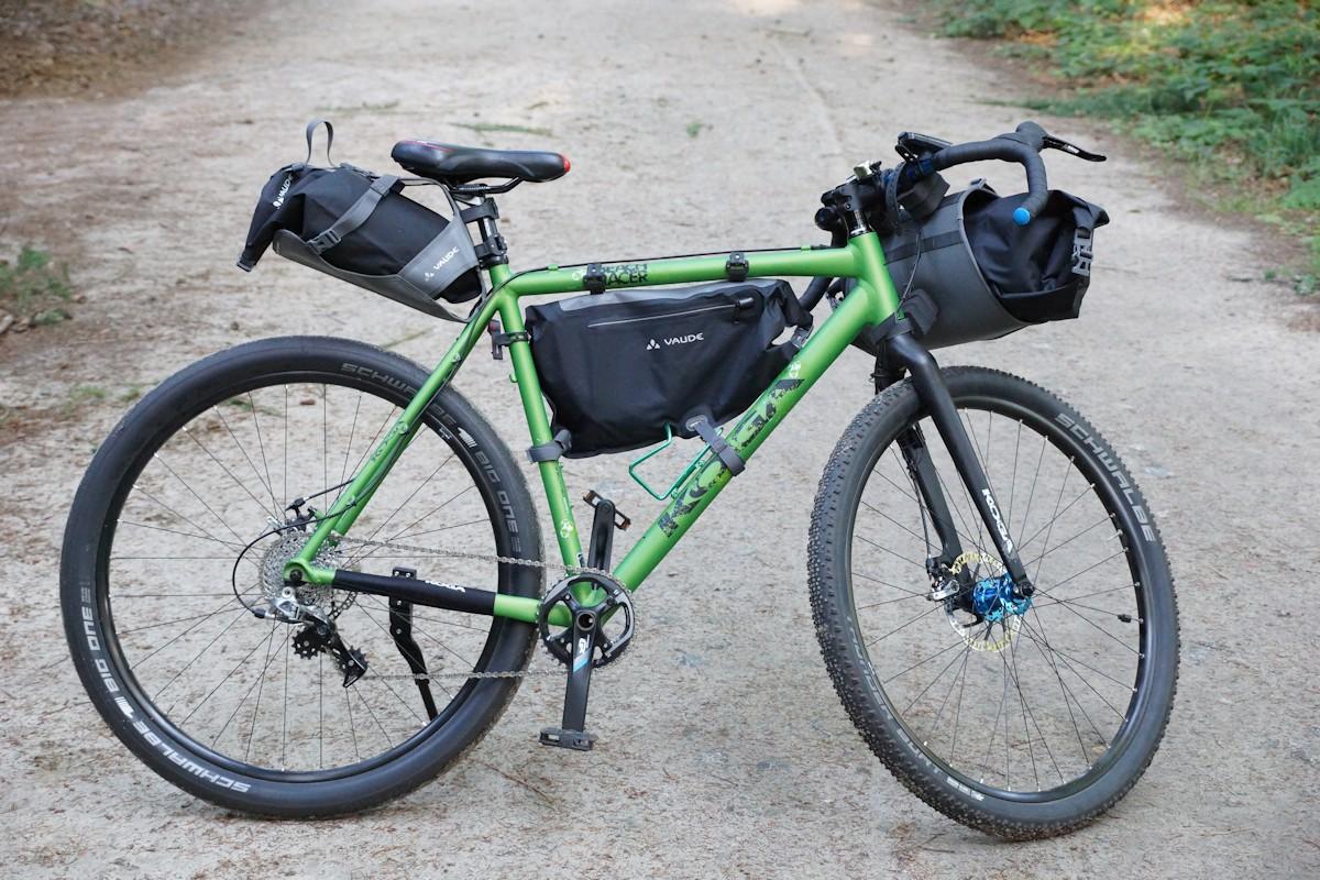 Bikepacking Taschen