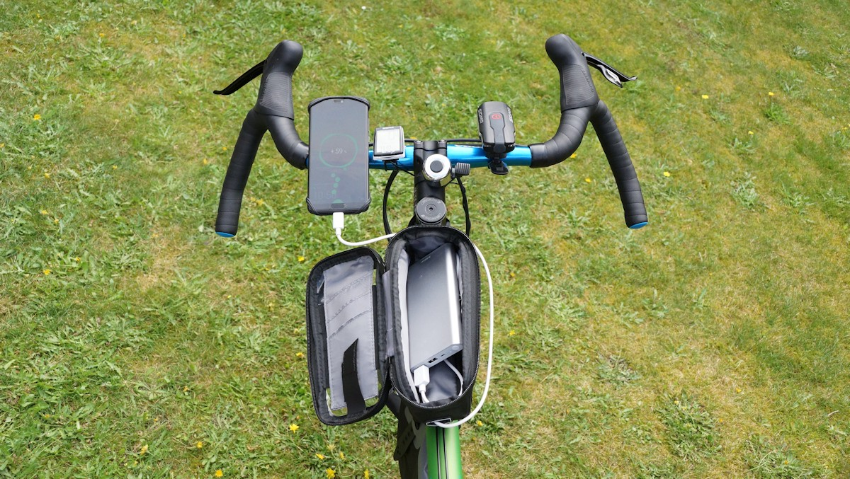 Powerbank Fahrrad