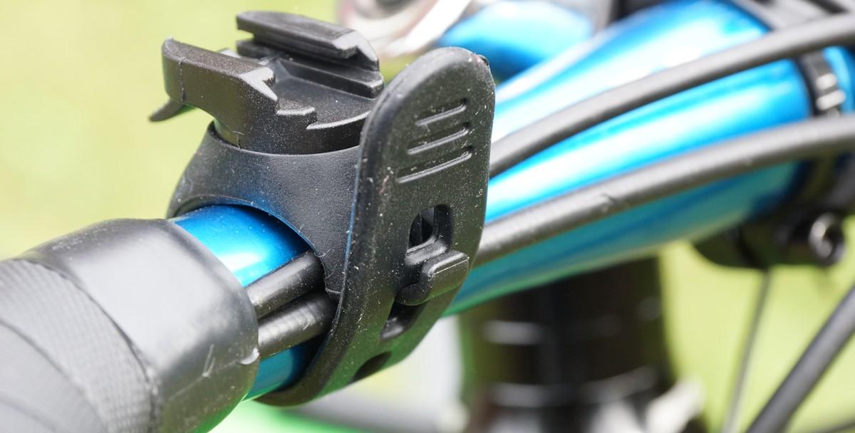 Velmia Fahrradbeleuchtung Befestigung