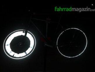 Speichenreflektoren