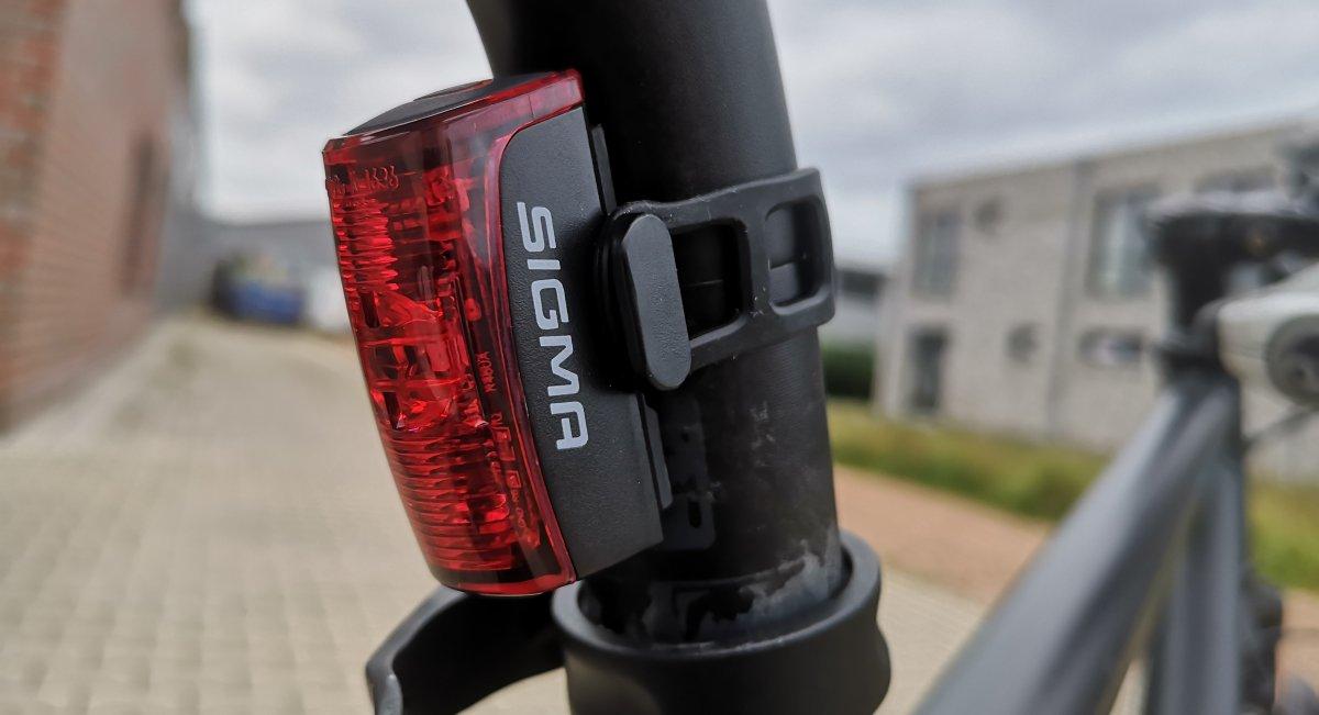 Sigma Inifinty Rücklicht USB