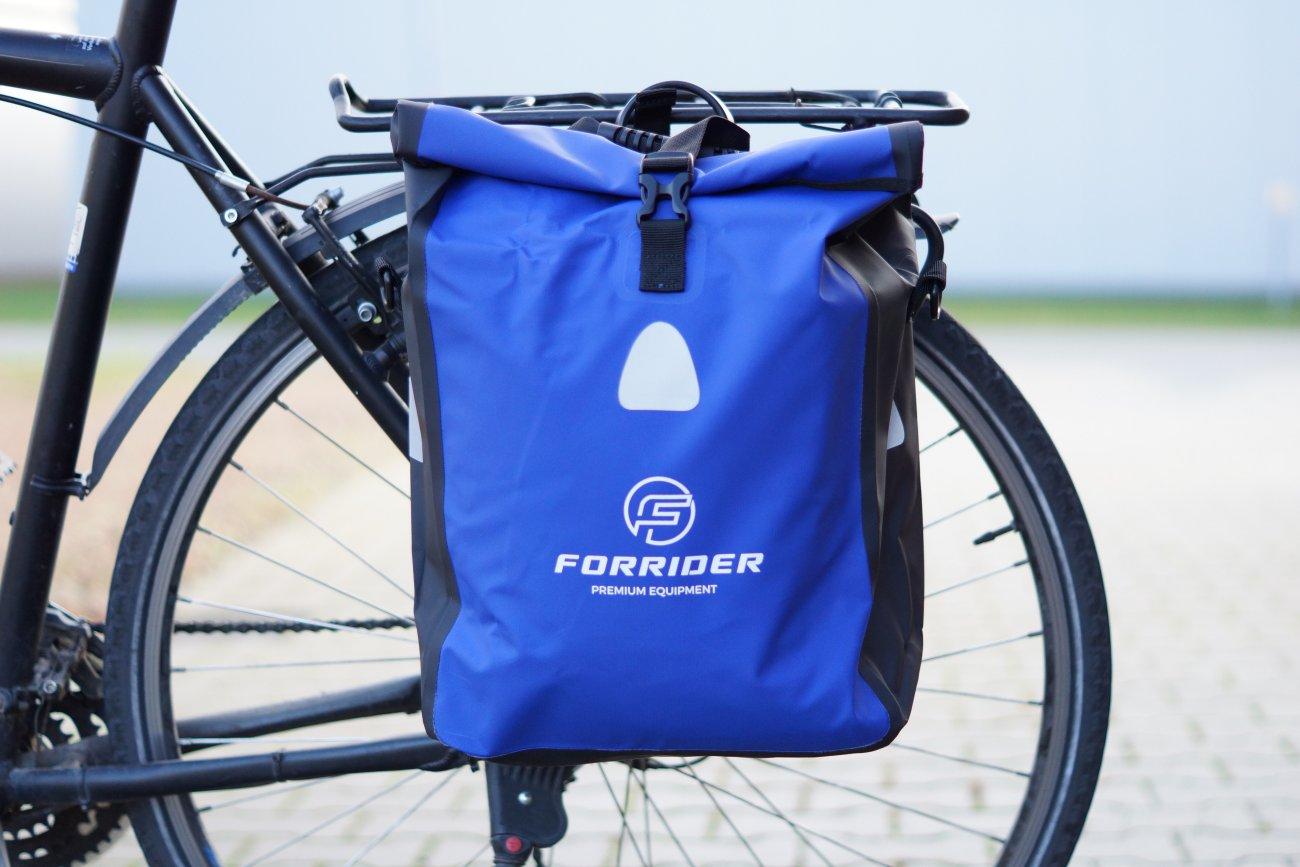 Forrider Fahrradtaschen Test