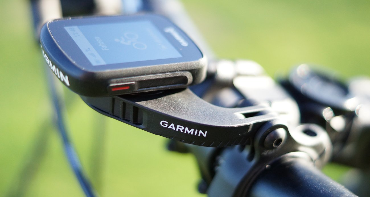 Garmin Edge 130 Mountainbike-Halterung