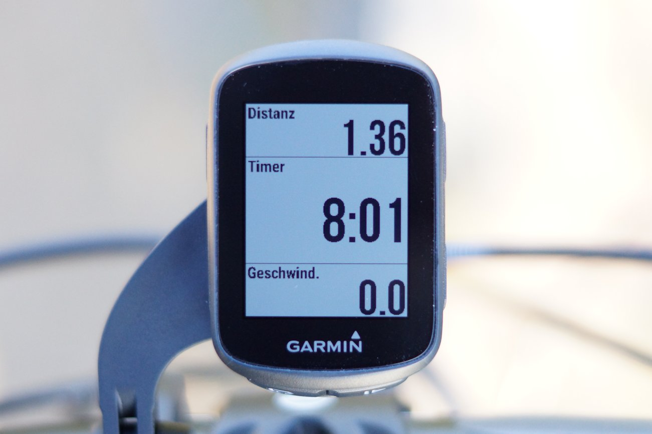 Garmin Edge 130 Test