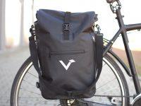 Valkental Fahrradtasche 3in1 Test