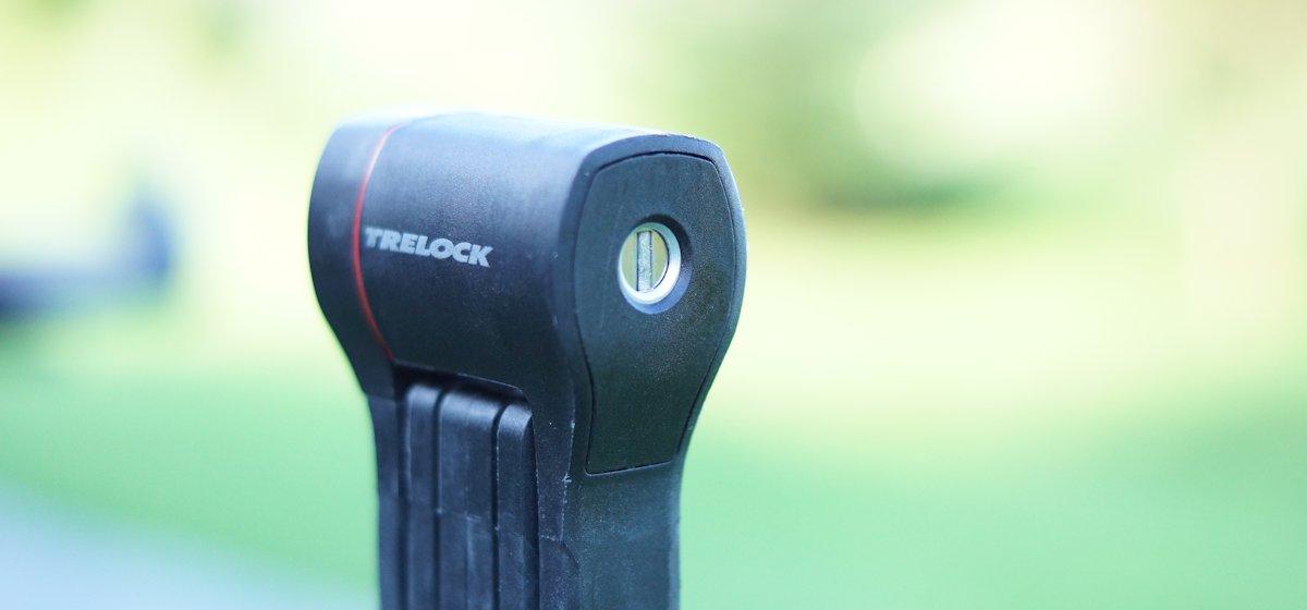 Trelock FS 480 Fahrradschloss