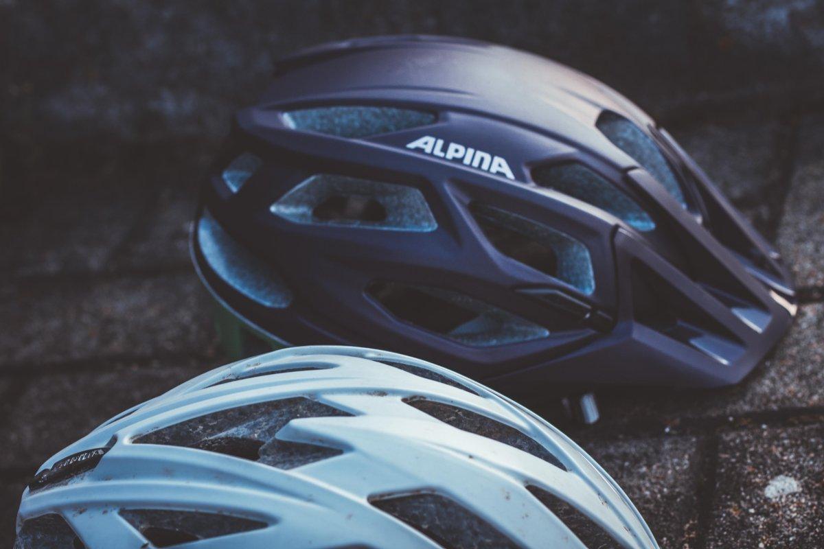 Fahrradhelm Mountainbike Sicherheit für Anfänger